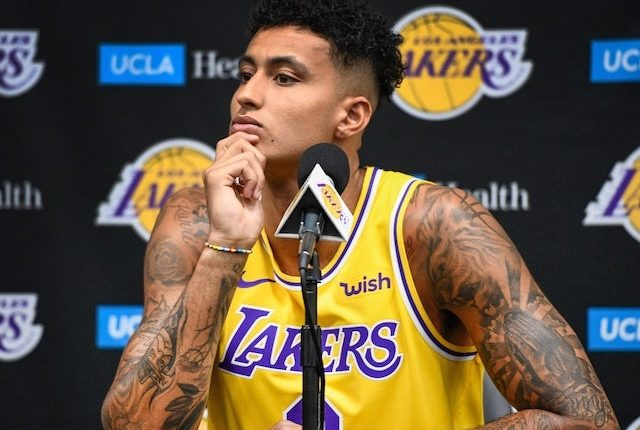Lakers Injury Update: Kyle Kuzma Cleared For Non-Contact