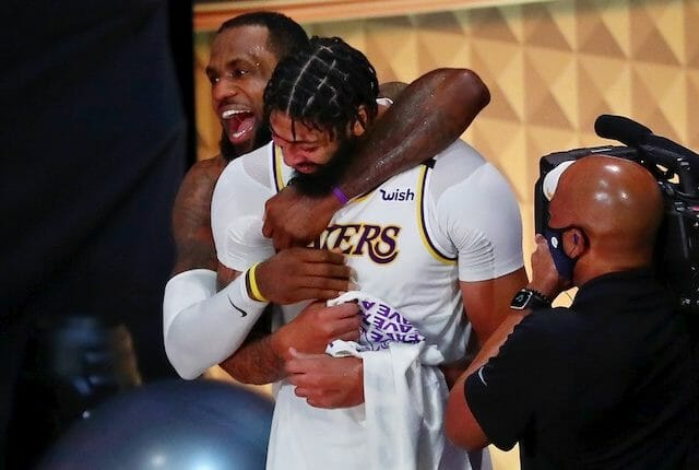 Lakers Rumors: LeBron James Told Anthony Davis There Is ...
